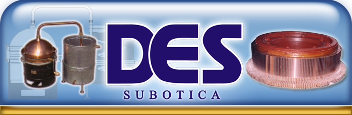 "DES"" D.O.O. - 24000 Subotica, Gornji Verušić 58"